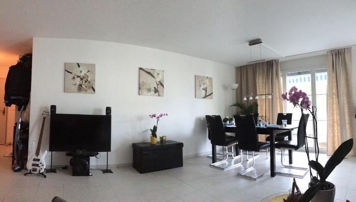 Möbilierte, moderne, helle 3.5 Zimmer Wohnung mitten in Rapperswil ab Oktober bis Dezember 8640 Rapperswil SG