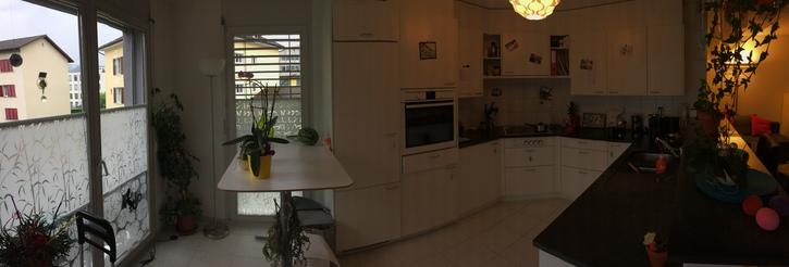 Möbilierte, moderne, helle 3.5 Zimmer Wohnung mitten in Rapperswil ab Oktober bis Dezember 4
