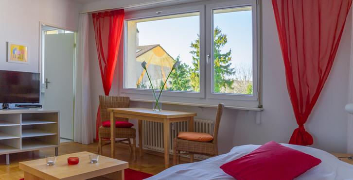Möbliertes 1.5 Zimmerwohnung inkl. Internet und Fernseher 2
