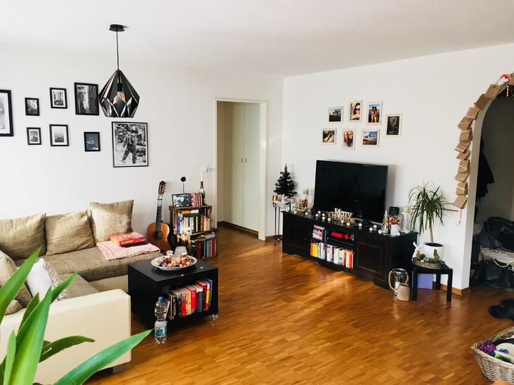 Nachmieter für helle 2,5 Zimmer EG-Wohnung in Kreuzlingen Kreuzlingen 8280