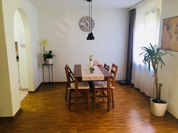 Nachmieter für helle 2,5 Zimmer EG-Wohnung in Kreuzlingen 2