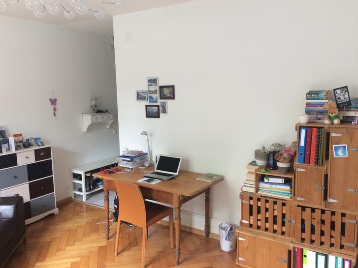 Zentral gelegene kleine Wohnung mit Terasse 1700 Fribourg