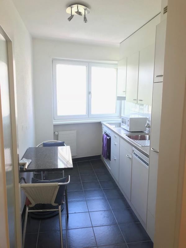 Sonnige, ruhige 2 Zimmerwohnung in Zürich 4