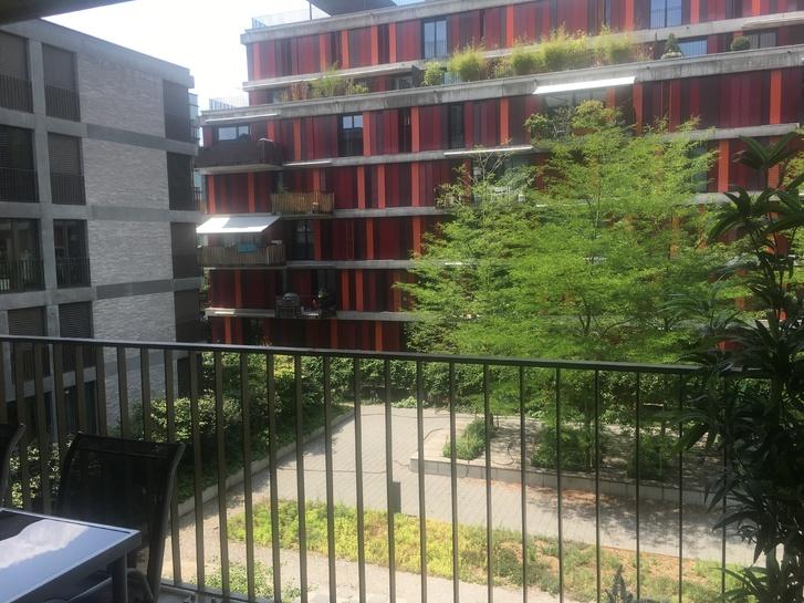 2.5 Zimmerwohnung direkt am Bahnhof Winterthur 3