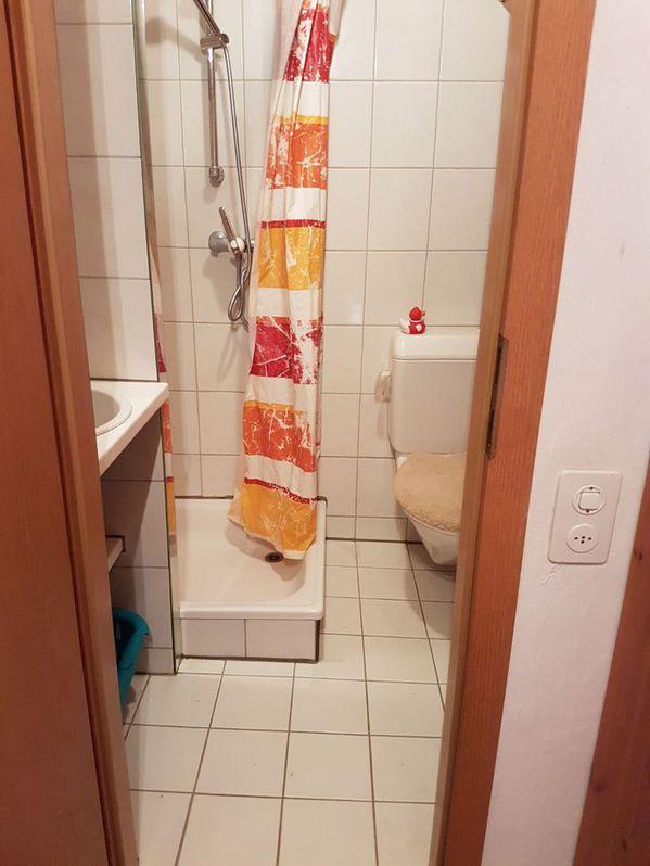 8919 Rottenschwil Mail: Nachmieter Gesucht: Günstige 1.5 Zimmer Altbau-Dachwohnung