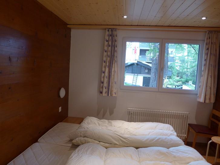 Saas-Fee : 2 Zimmer Wohnng 4