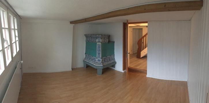 Charmante 4 - Zimmerwohnung SZ, nähe See, mit Garten 3