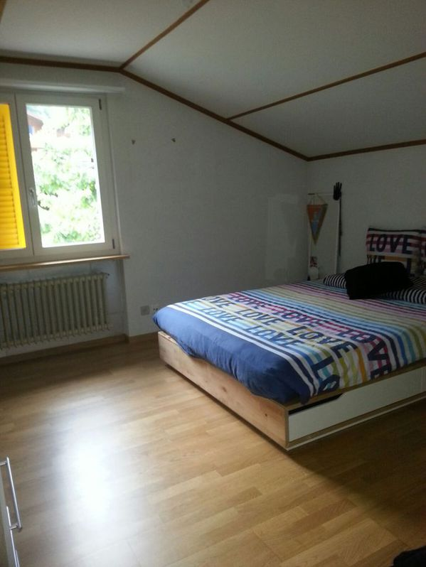 3 Zimmer Dachwohnung in Bönigen (BE) am See 3