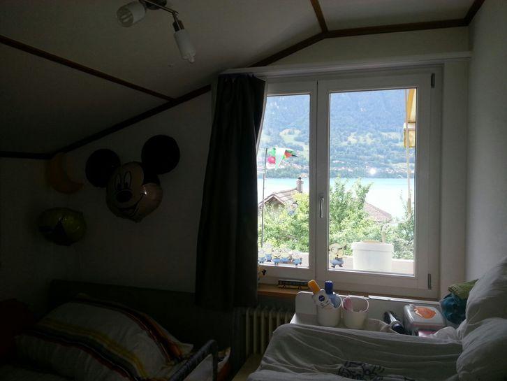 3 Zimmer Dachwohnung in Bönigen (BE) am See 4