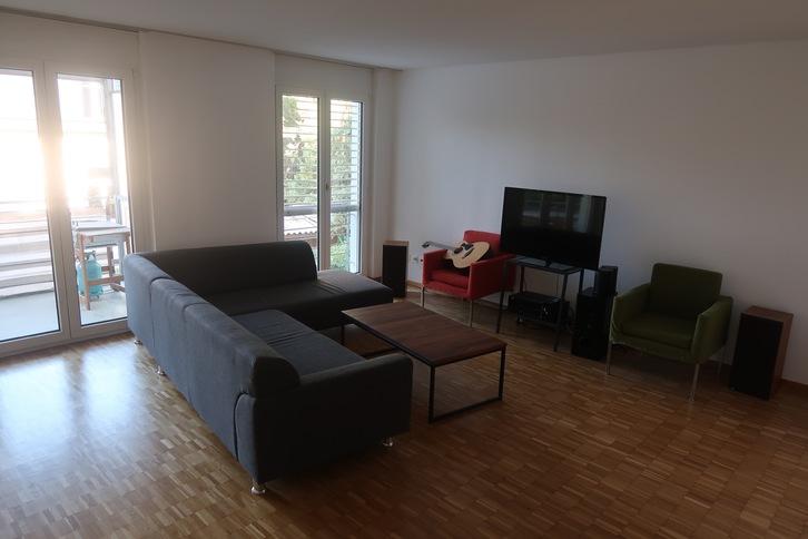 Helle geräumige 3.5 Zimmer Wohnung 2
