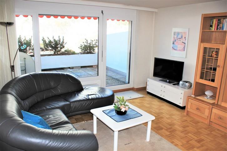 Appartementhaus LÄRCHENWALD: schöne 1.5 Zimmerwohnung mit grosser Terrasse 2