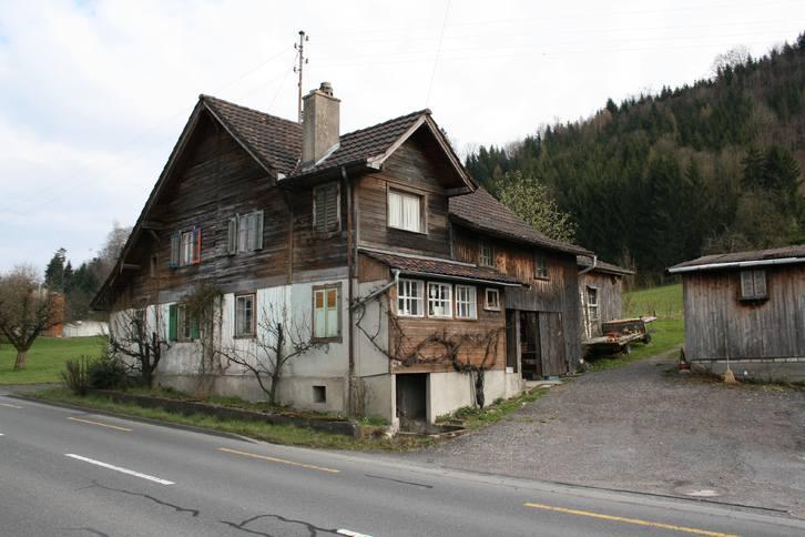 WG-Zimmer in altem Bauernhaus zu vermieten 3