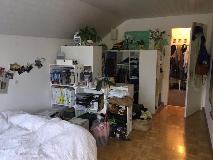 helles und geräumiges WG-Zimmer 2