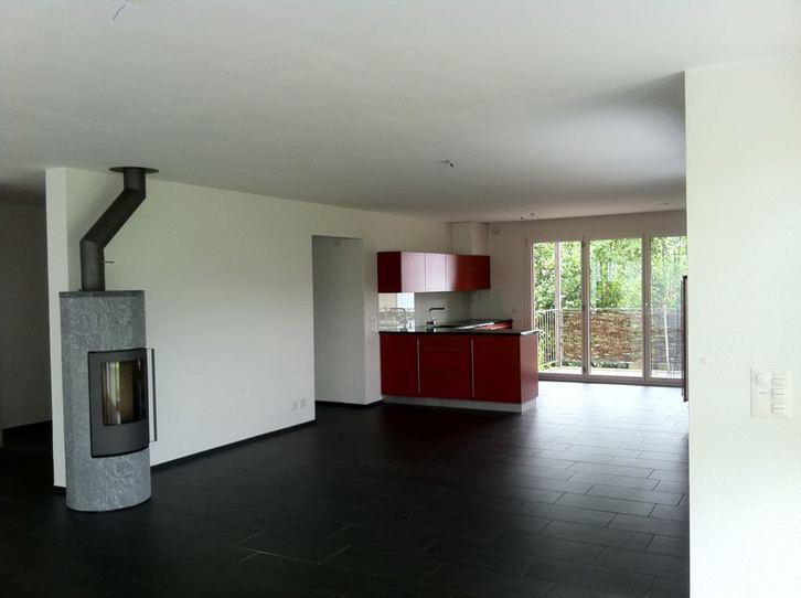 Grosse 2.5-Zimmer Gartenwohnung sucht Nachmieter 4226 Breitenbach