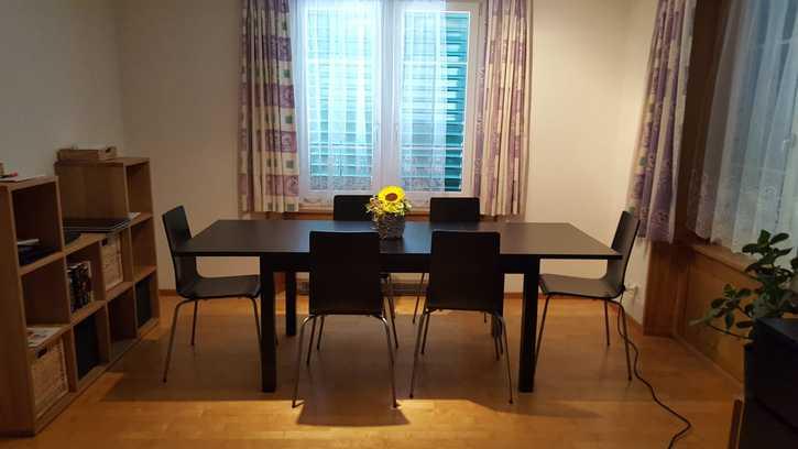 helle 5.5 Zimmer Wohnung in Bäretswil 8344 Bäretswil