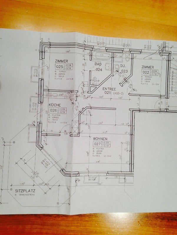 3.5 - Zimmerwohnung mit grossem Garten 4