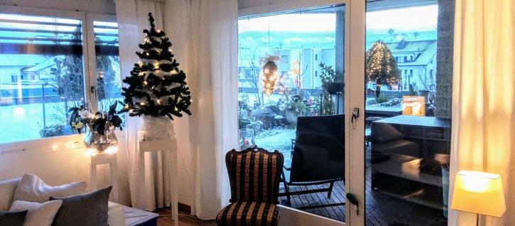 4 Zimmer Wohnung mit grosser Terrassen und Balkon 3