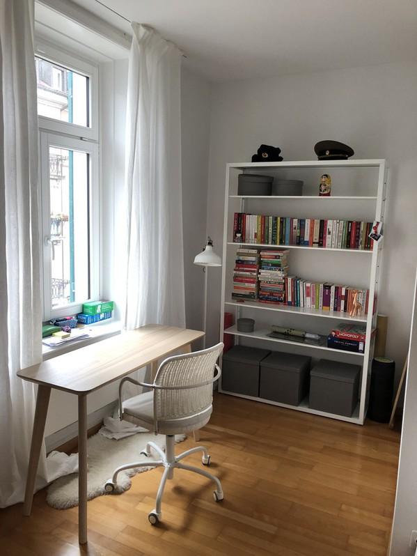2 ½ Zimmer-Wohnung in Zürich   3