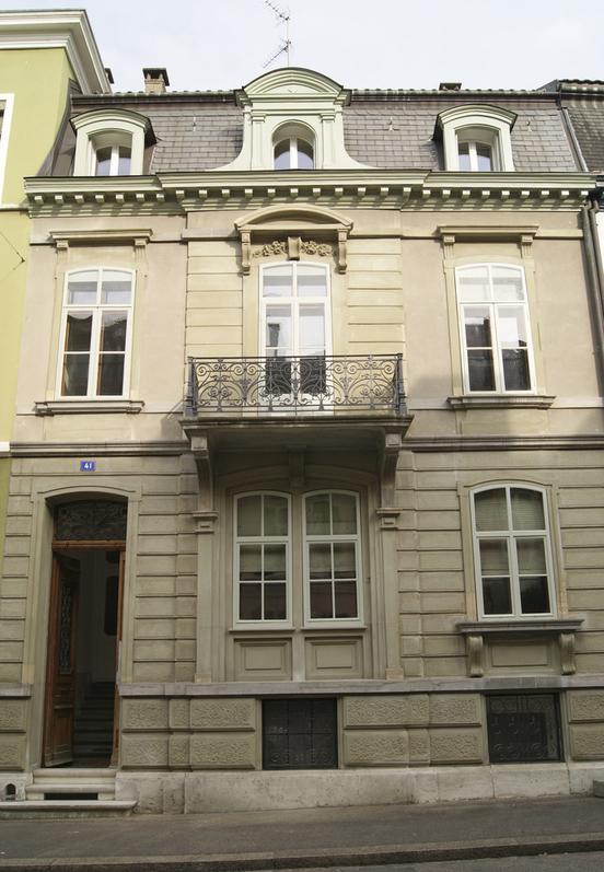 4.5 Zimmer Maisonette-Wohnung in Basel 4051 Basel
