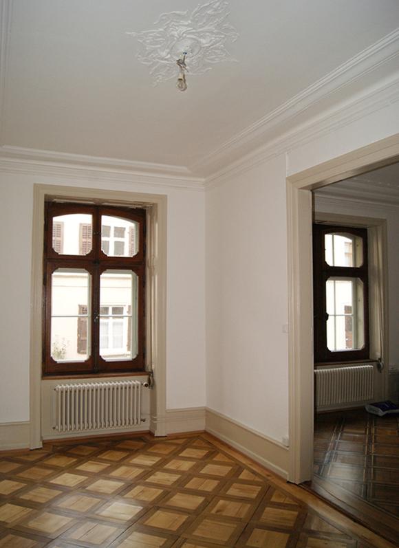 4.5 Zimmer Maisonette-Wohnung in Basel 2