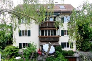 4,5 Zimmer - Wohnung, mit Balkon 4415