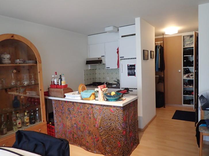 Unterzuvermieten 1 Zimmer Wohnung 2