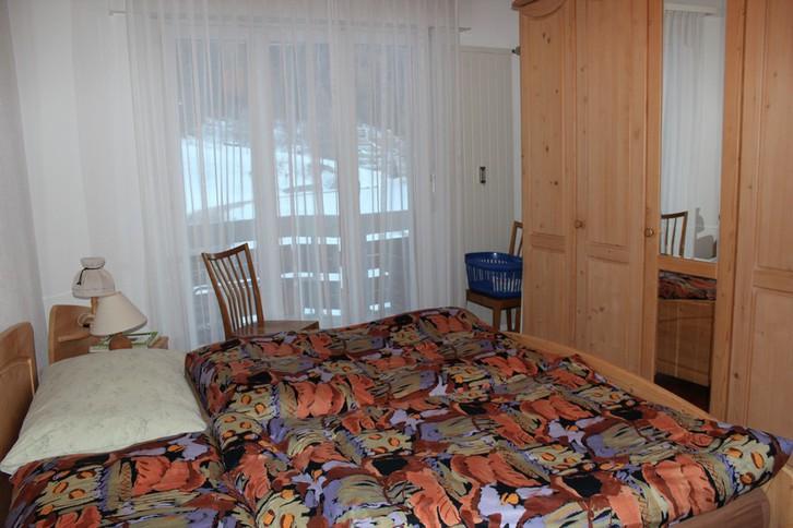 Appartementhaus Flaminia 2.5 Zimmerwohnung, teilmöbliert mit Balkon Süd-Ost 3