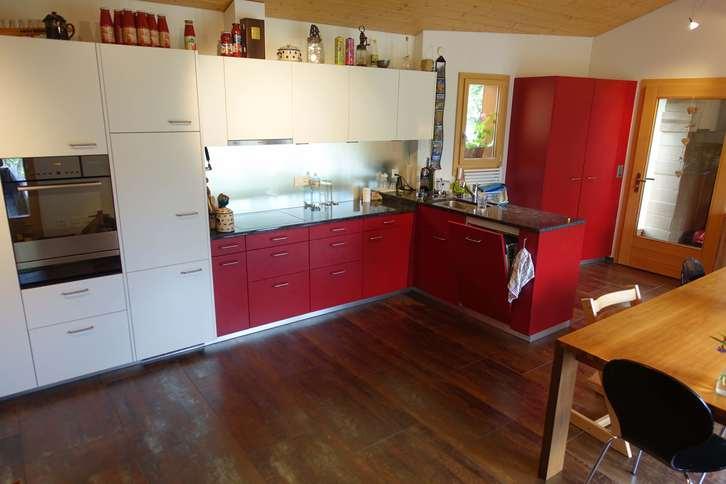 4.5 Zimmer Maisonette-Dachwohnung in Bauernhaus  3116 Kirchdorf