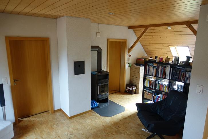 4.5 Zimmer Maisonette-Dachwohnung in Bauernhaus  2