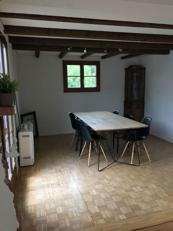 Coole Altbauwohnung am Rotsee 4