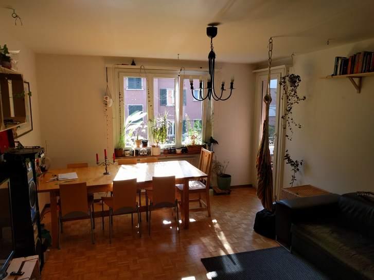 WG-Zimmer möbliert 15m2 Luzern