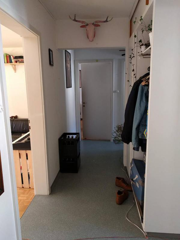 WG-Zimmer möbliert 15m2 2