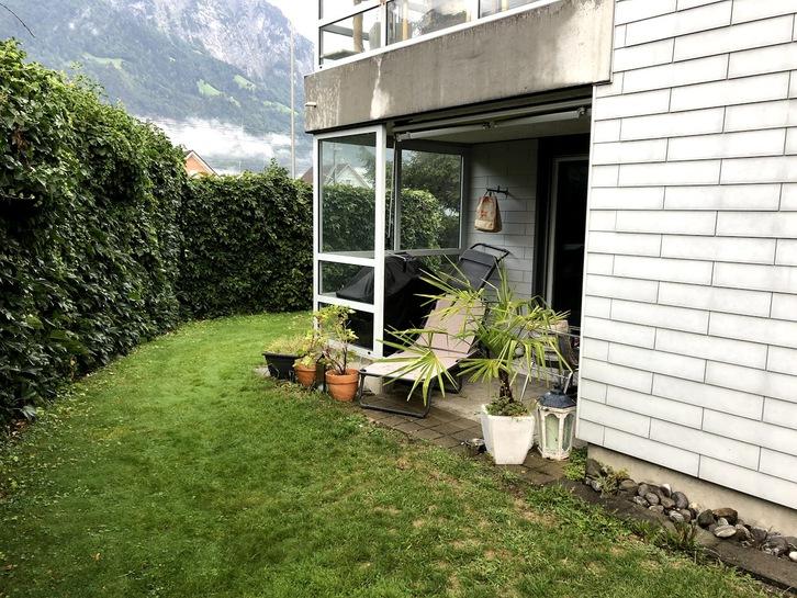 4.5 Zimmer Wohnung Parterre, 1500 CHF  Altdorf