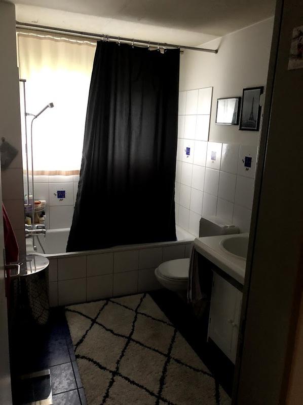 4.5 Zimmer Wohnung Parterre, 1500 CHF  3