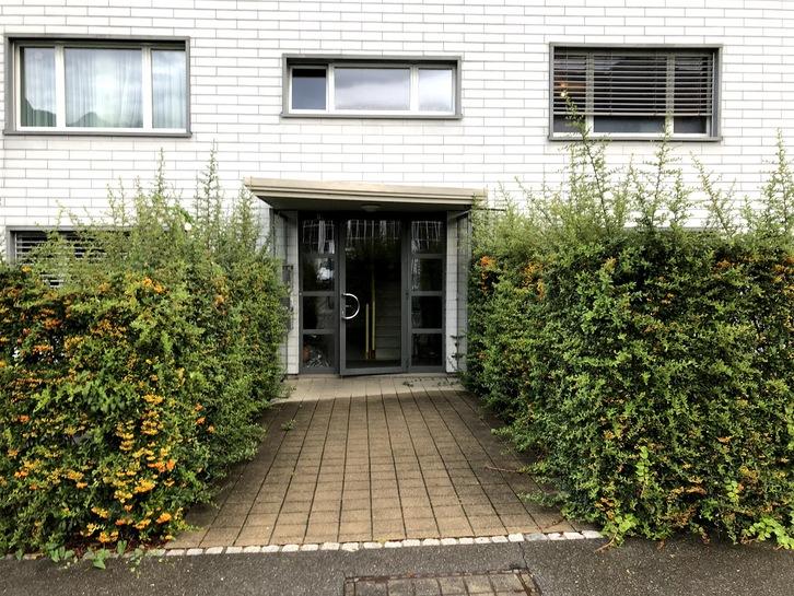 4.5 Zimmer Wohnung Parterre, 1500 CHF  4
