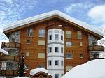 Residenz EDELWEISS - Exklusive 2.5-Zimmerwohnung mit Cheminée und grosser Terrasse Süd