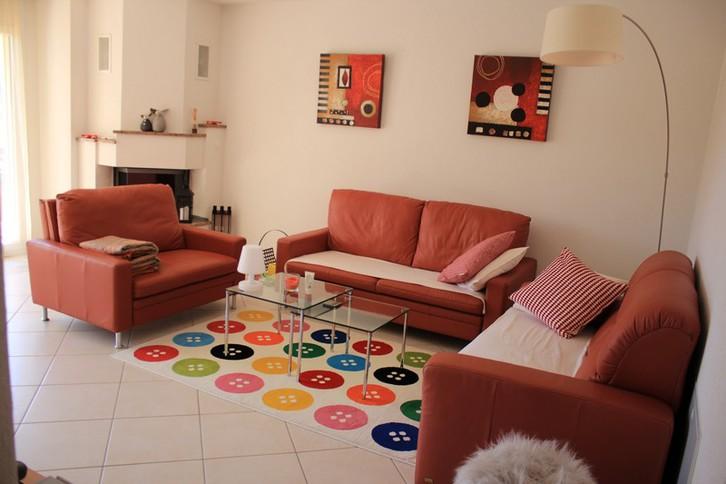 Residenz EDELWEISS - Exklusive 2.5-Zimmerwohnung mit Cheminée und grosser Terrasse Süd 2