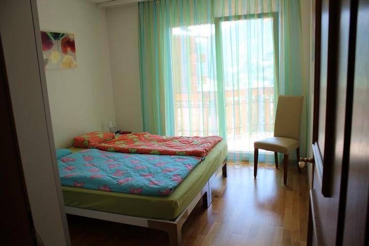 Residenz EDELWEISS - Exklusive 2.5-Zimmerwohnung mit Cheminée und grosser Terrasse Süd 4