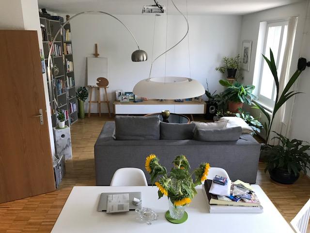 Schöne und helle 4.5 Zimmerwohnung im Gundeldingen  4053 Basel