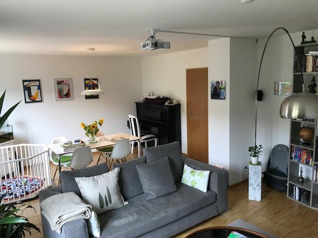 Schöne und helle 4.5 Zimmerwohnung im Gundeldingen  2