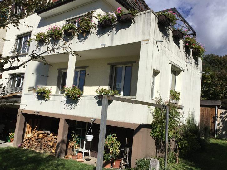Helle 4.5 Zimmer Altbauwohnung, Nichtraucher 4500 Solothurn