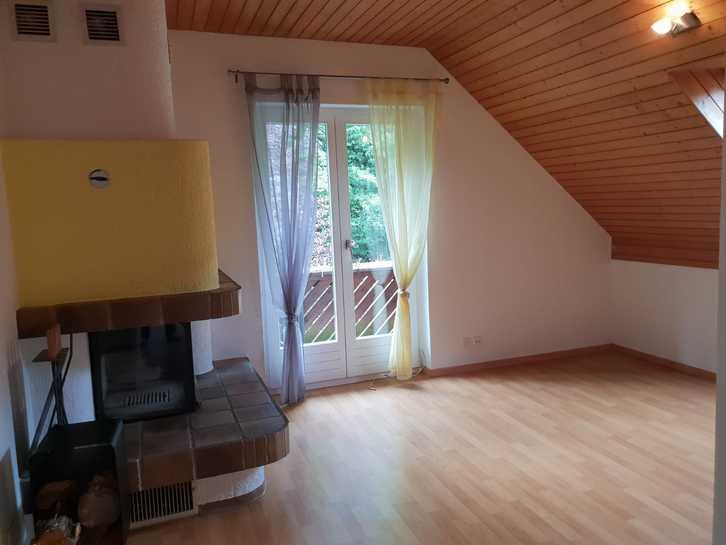 3.5 Zimmer Dachwohnung (Galeriewohnung) zu vermieten 2
