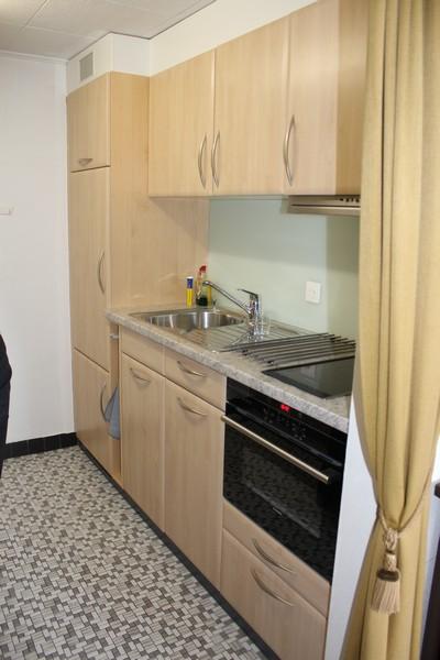 Appartementhaus  MIREILLE: 3.5-Zimmer-Attikawohnung mit Wohn-Estrich grosser Balkon süd mit wunderschöner Aussicht 3