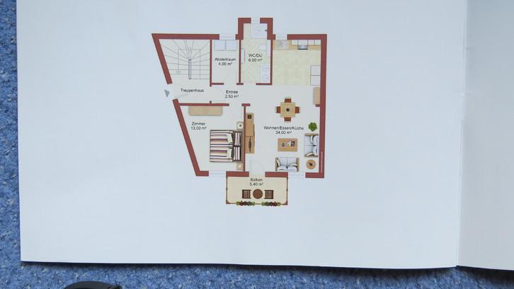 2.5 Zimmerwohnung mitten in Beromünster 3