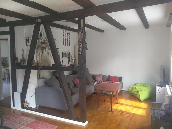 Altbau-Maisonette Wohnung/4.5 Zimmer in Binningen 4102 Binningen