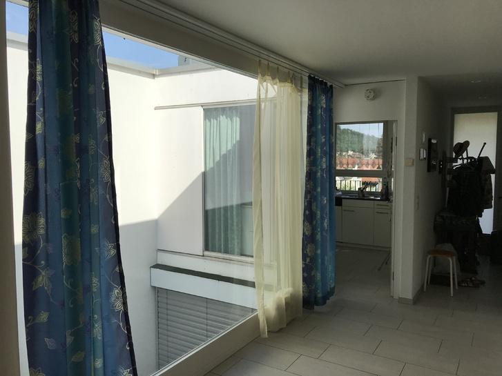 4,5 Zi Maisonette Wohnung, teilmoebliert Wettingen
