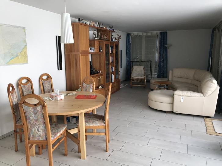 4,5 Zi Maisonette Wohnung, teilmoebliert 2