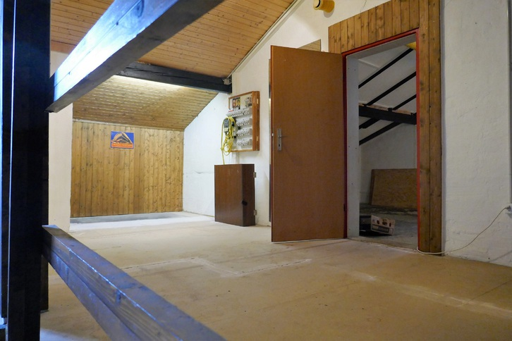 Raum für Hobby, Atelier oder Büro? 2