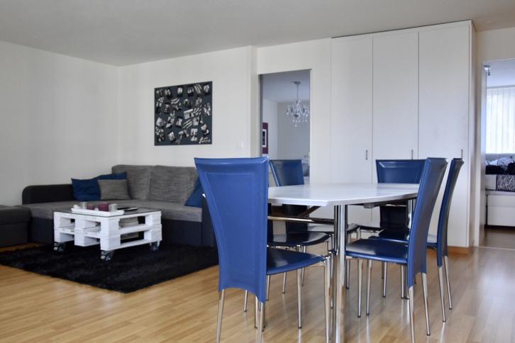 Helle 4.5 Zimmer Wohnung an zentraler Lage 3600 Thun