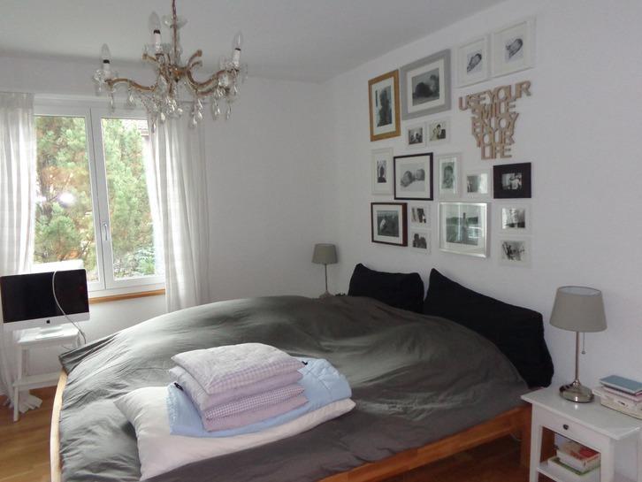 Schöne, moderne 4,5 Zimmer Wohnung im Herzen von Uetikon  2